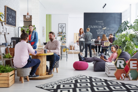 How Coworking Space Change your Working Life
